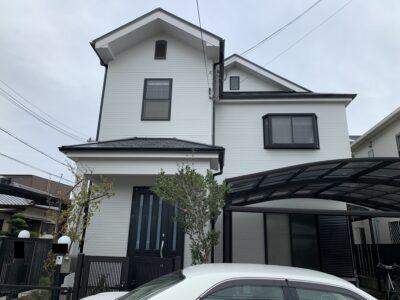 泉佐野市 Y様邸 外壁塗装 屋根塗装 20201113