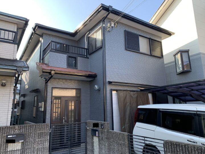 岸和田市 S様邸 外壁塗装 屋根塗装 202011116