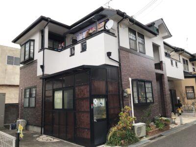 阪南市 S様邸 外壁塗装 屋根塗装 20201212