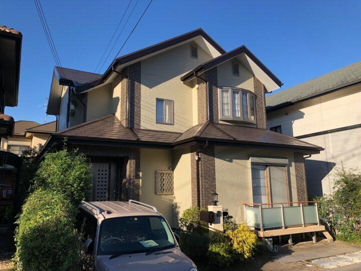 泉南市 K様邸 外壁塗装 屋根塗装 20201124