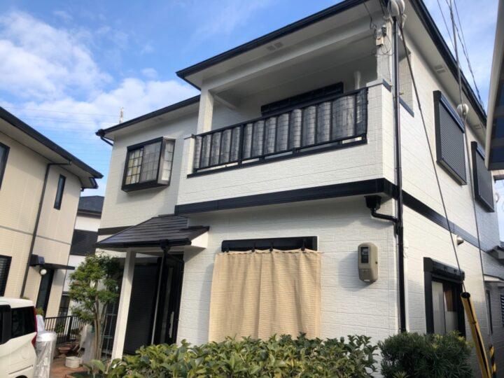 阪南市 K様邸 外壁塗装 屋根塗装 20210128