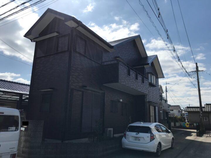 泉佐野市 S様邸 外壁塗装 屋根塗装 20210303