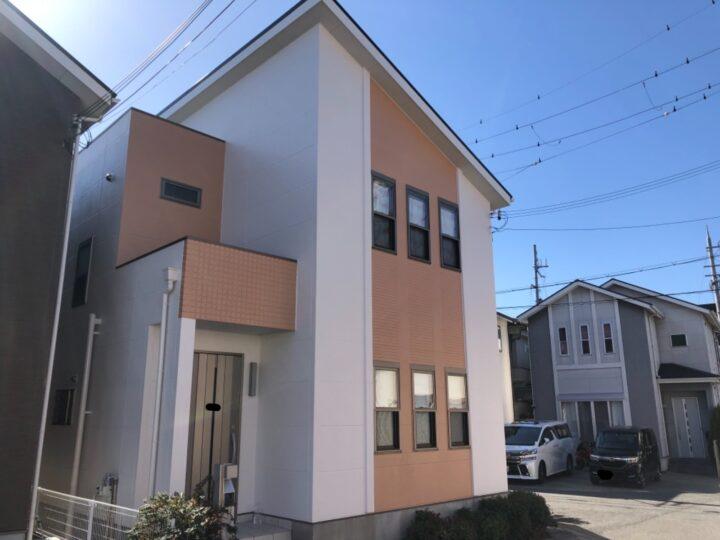阪南市 H様邸 外壁塗装 屋根塗装 20210216