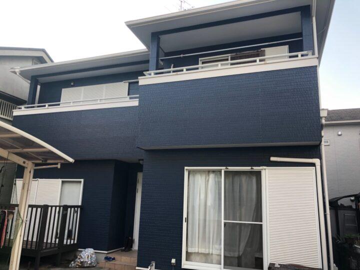 泉佐野市 O様邸 外壁塗装 屋根塗装 20210130