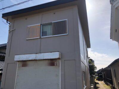 泉佐野市 S様邸 外壁塗装 20210311