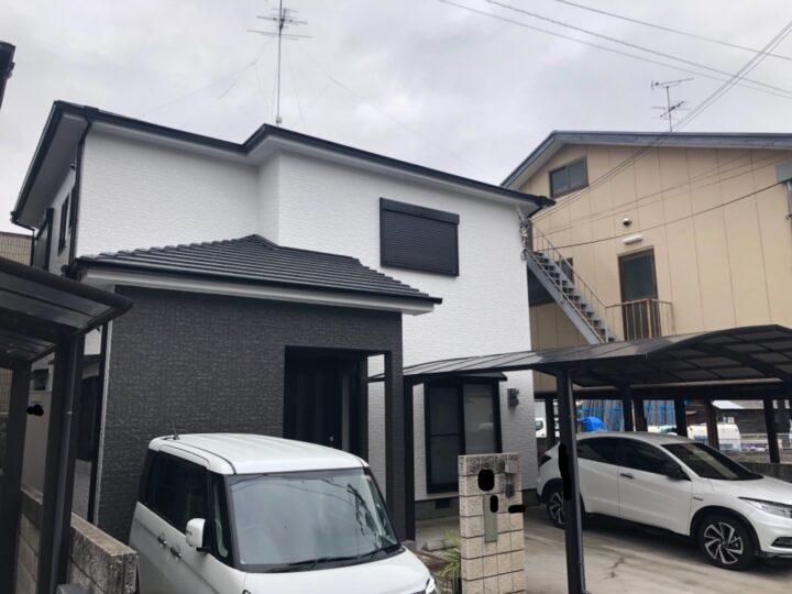 泉佐野市 H様邸 外壁塗装 20210306