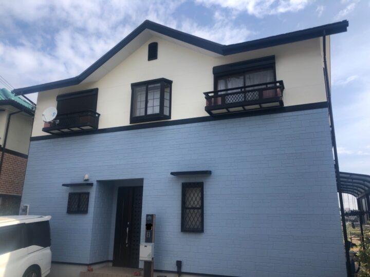 泉南市 O様邸 外壁塗装 屋根塗装 20210320