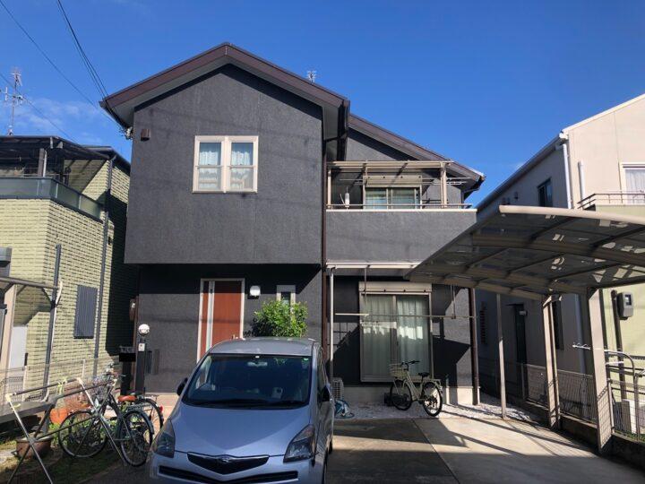 泉佐野市 外壁塗装/屋根塗装工事 完工日:2020/11/22