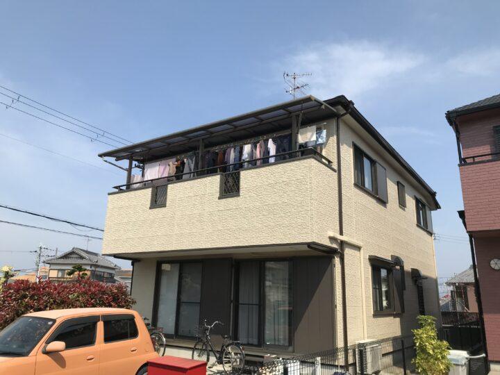 阪南市 外壁塗装/屋根塗装工事 完工日:2020/5/1