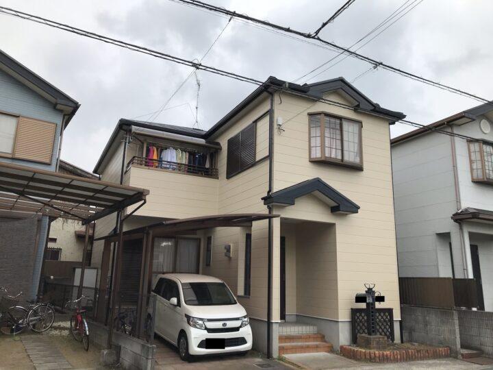泉南市 外壁塗装/屋根塗装工事 完工日:2020/12/19