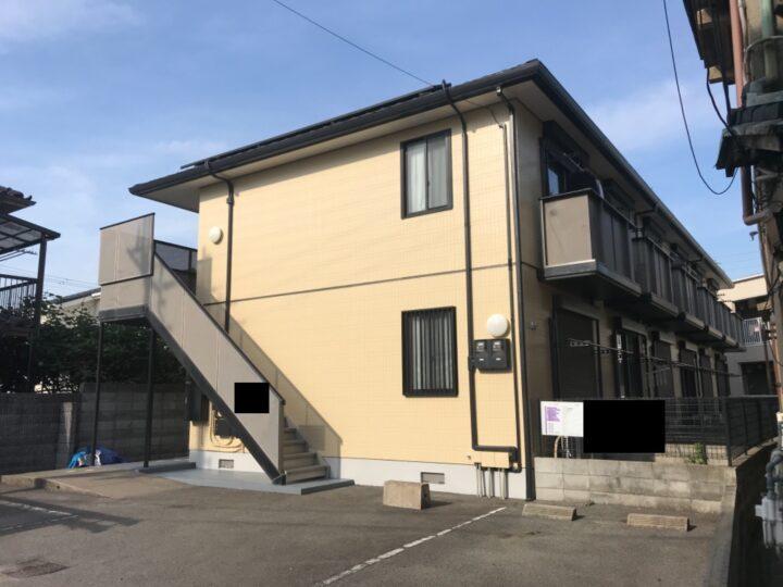 岸和田市 D様邸(集合住宅) 外壁塗装 20210529