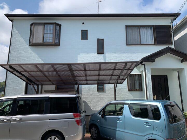 泉佐野市 K様邸 外壁塗装 20210514