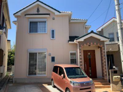 熊取町 K様邸 外壁塗装 屋根塗装 20210407