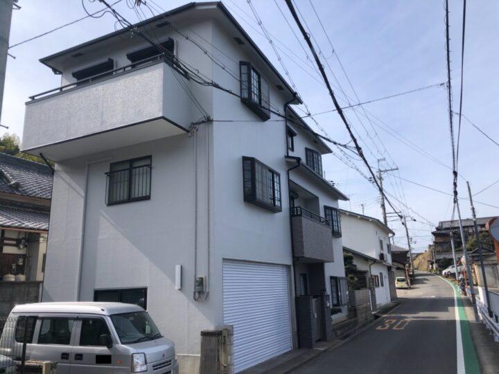 貝塚市 T様邸 外壁塗装 屋根塗装 20210227