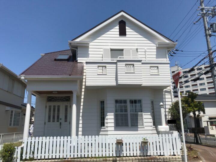貝塚市 M様邸 外壁塗装 屋根塗装 20210503