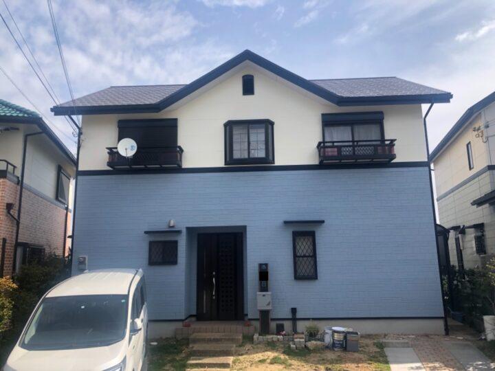 泉南市 外壁塗装/屋根塗装工事 完工日:2021/3/20
