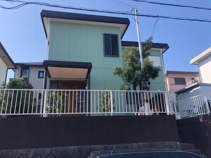 阪南市 外壁塗装/屋根塗装工事 完工日:2021/3/23