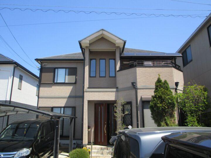 岸和田市 S様邸 外壁塗装 屋根塗装 20210626
