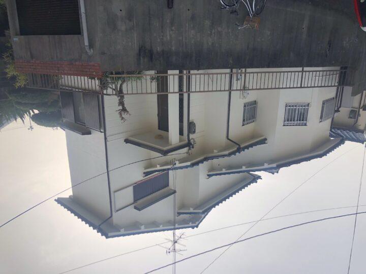 阪南市 外壁塗装工事 完工日:2021/3/20