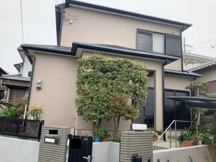 阪南市 外壁塗装/屋根塗装工事 完工日:2021/3/30